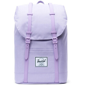 Herschel Retreat Backpack 19,5l Unisex lavendula crosshatch